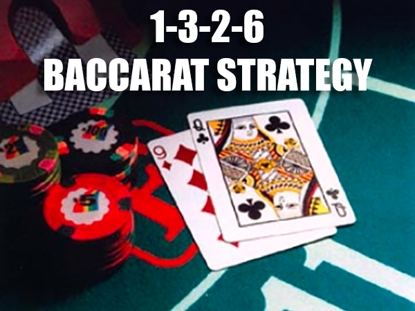 1-3-2-6 betting system baccarat strategy forking crypto currency values