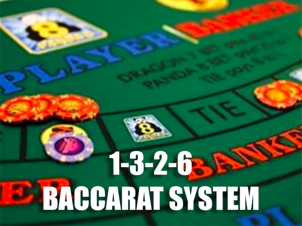 1-3-2-6 betting system baccarat crystal figurines like someone who bets on all the ponies